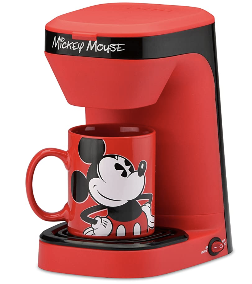 Disney Cafetera Mickey